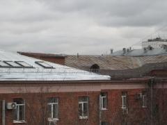 Крыша с мансардой и чердаком.